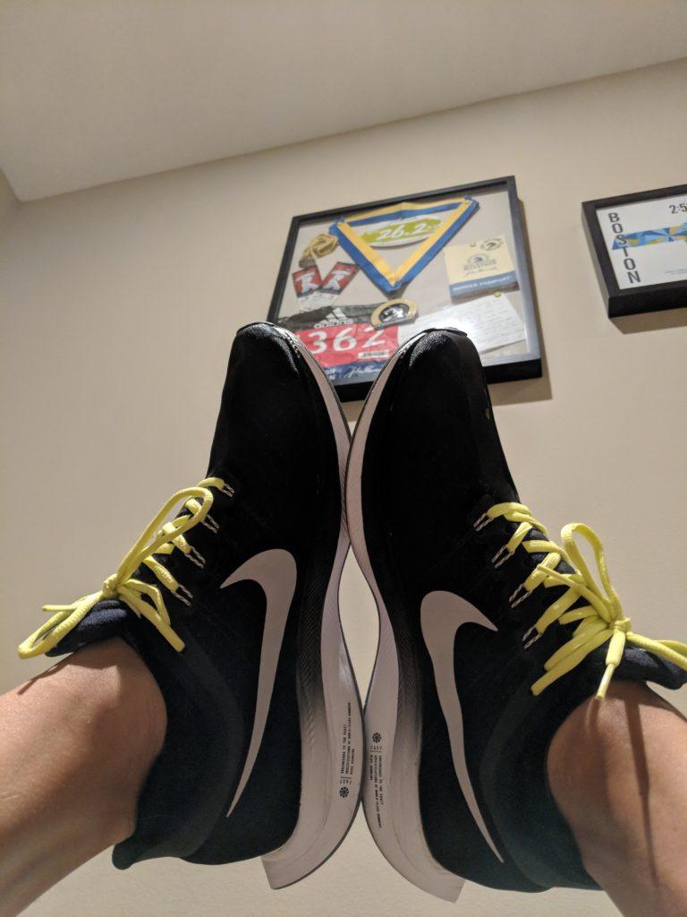 Nike's Vapor Fly 4%