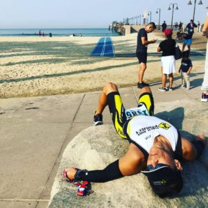 Tony Arreola's collapse after failing to qualify for the New York Marathon